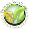 Plymouth Chamber of Commerce Certified Green Business